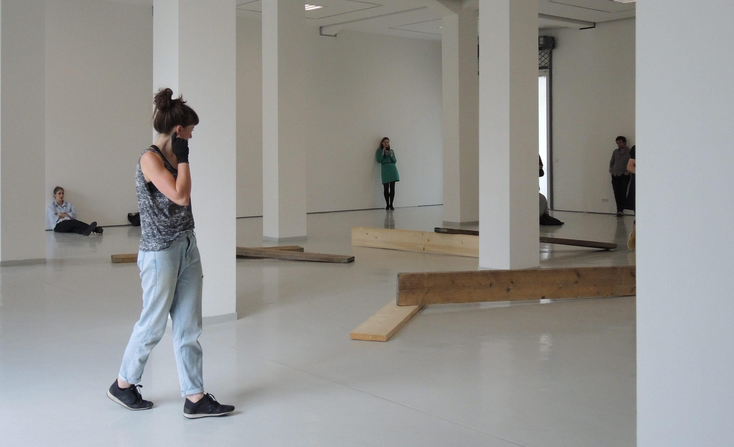 'Groundwork' (Vlatka Horvat)